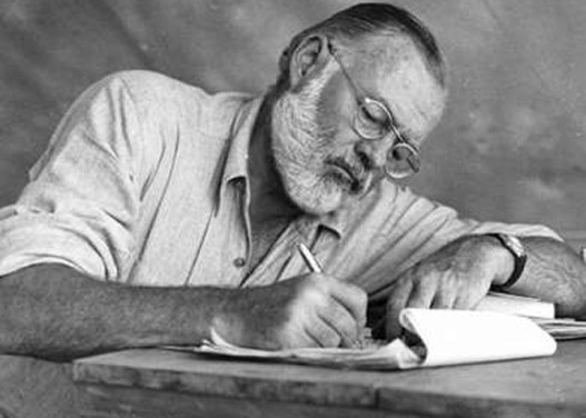 Digitalizacija Hemingvejeve rukopisne zaostavštine sa Kube