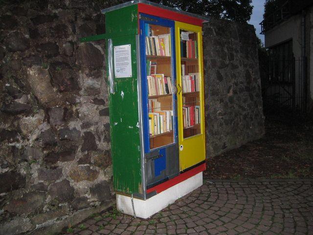 Biblioteke i knjižare na otvorenom Bessungen-Norve%C5%A1ka