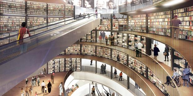 """Povratak bibliotekama: """"Grad sa velikom bibliotekom je veliki grad"""""""