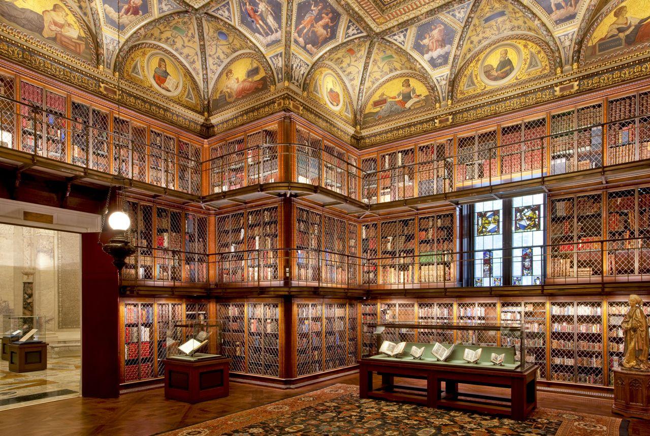 Biblioteka_Morgan Library