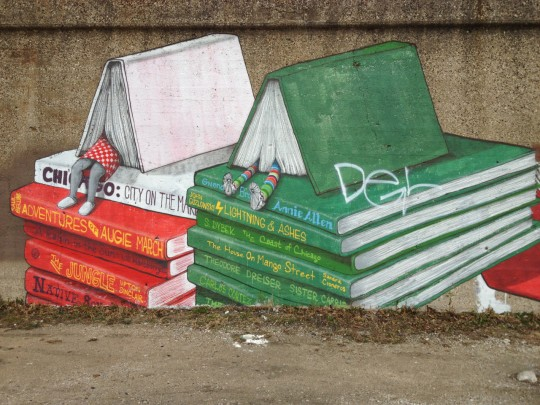 Book-themed-Mural-540x405