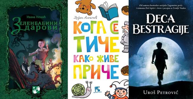Koje su najbolje dečje knjige u 2013. godini?