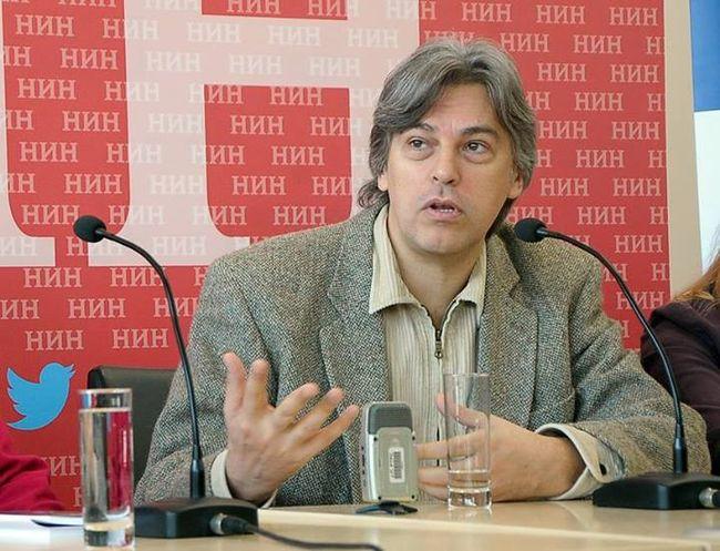 "Goran Gocić dobitnik NIN-ove nagrade za roman ""Tai"""