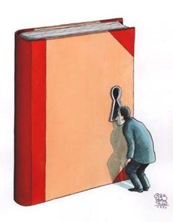 radoznali čitalac
