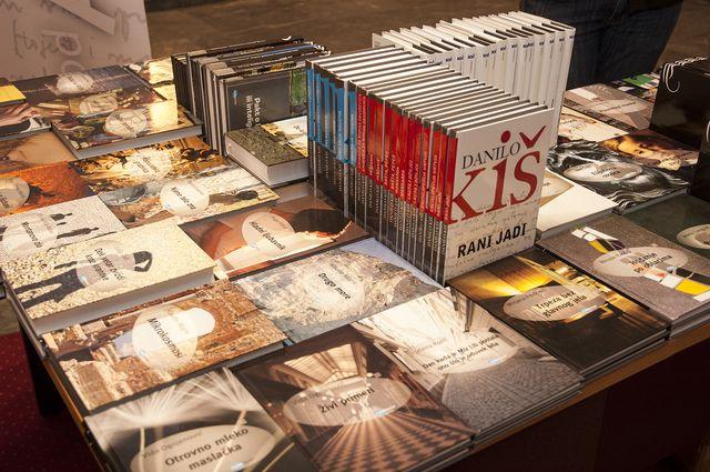 Arhipelag  povodom 10 godina rada kuće: nove pogodnosti Kluba čitalaca