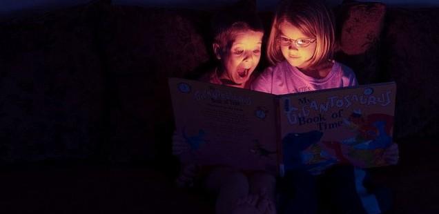 Čarolija odrastanja uz knjige