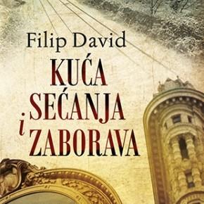 """Filipu Davidu NIN-ova nagrada za roman """"Kuća sećanja i zaborava"""""""