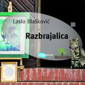 "Laslo Blašković o romanu ""Razbrajalica"""