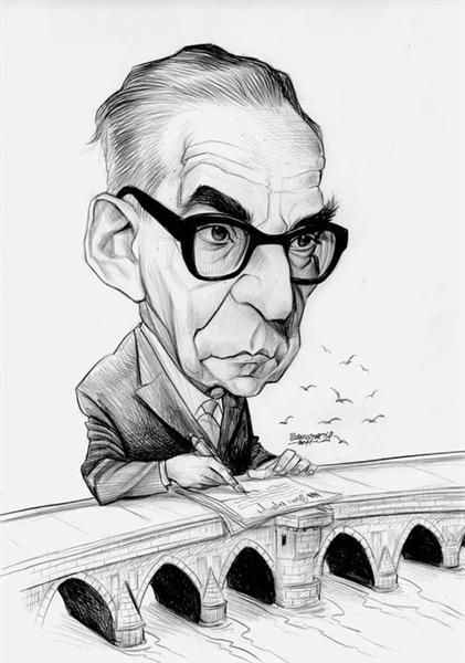 Karikature poznatih - Page 18 Crte%C5%BE-Ivo-Andric