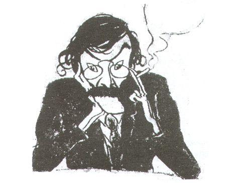 crtež-V.P.Dis-Nikola Bešević, 1917