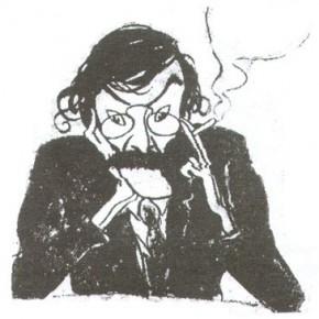 Portreti domaćih pisaca kroz crtež i karikaturu