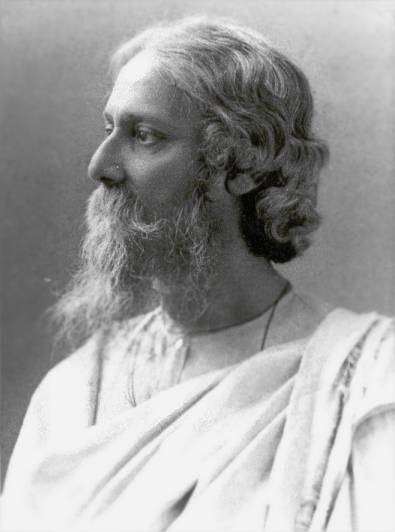 Rabindranat Tagore, Kolkata (oko 1909). Foto: commons.wikimedia.org