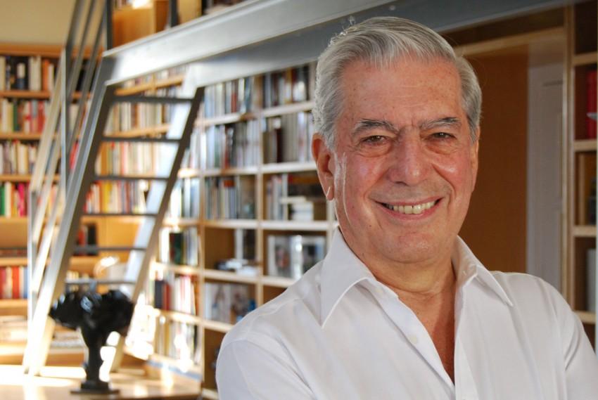 Mario Vargas Ljosa. Foto: acidconga.com