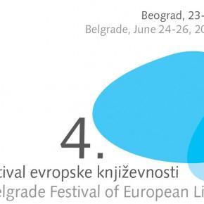 4. Beogradski festival evropske književnosti