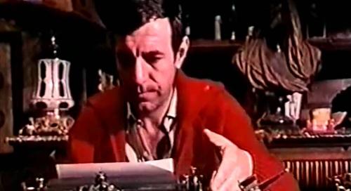 """Drveni sanduk Tomasa Vulfa"", 1971."
