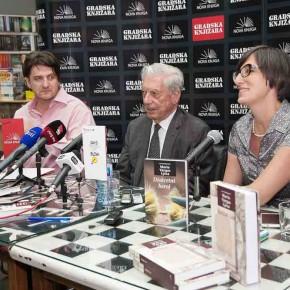Vargas Ljosa: Najvažnija stvar koja mi se u životu desila je kada sam naučio da čitam