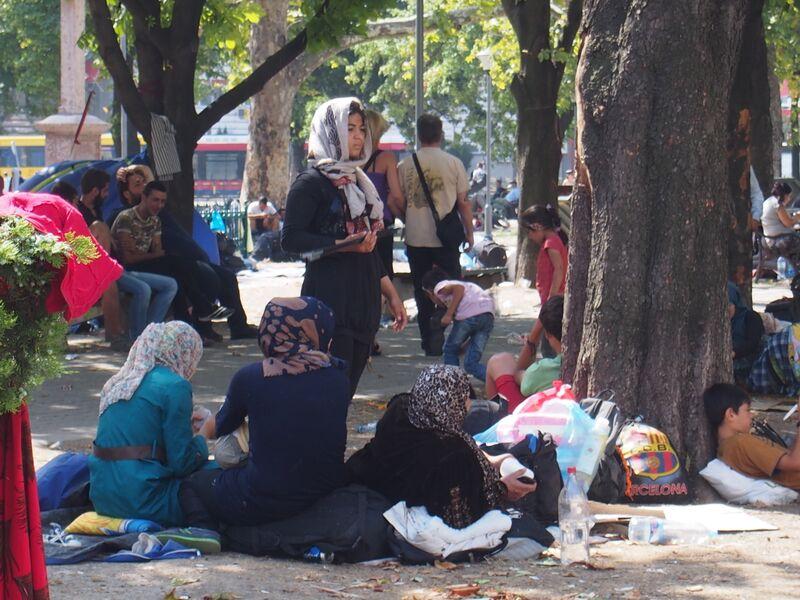 Aleš Šteger: Lampeduza je ostrvo ispred autobuske stanice u Beogradu