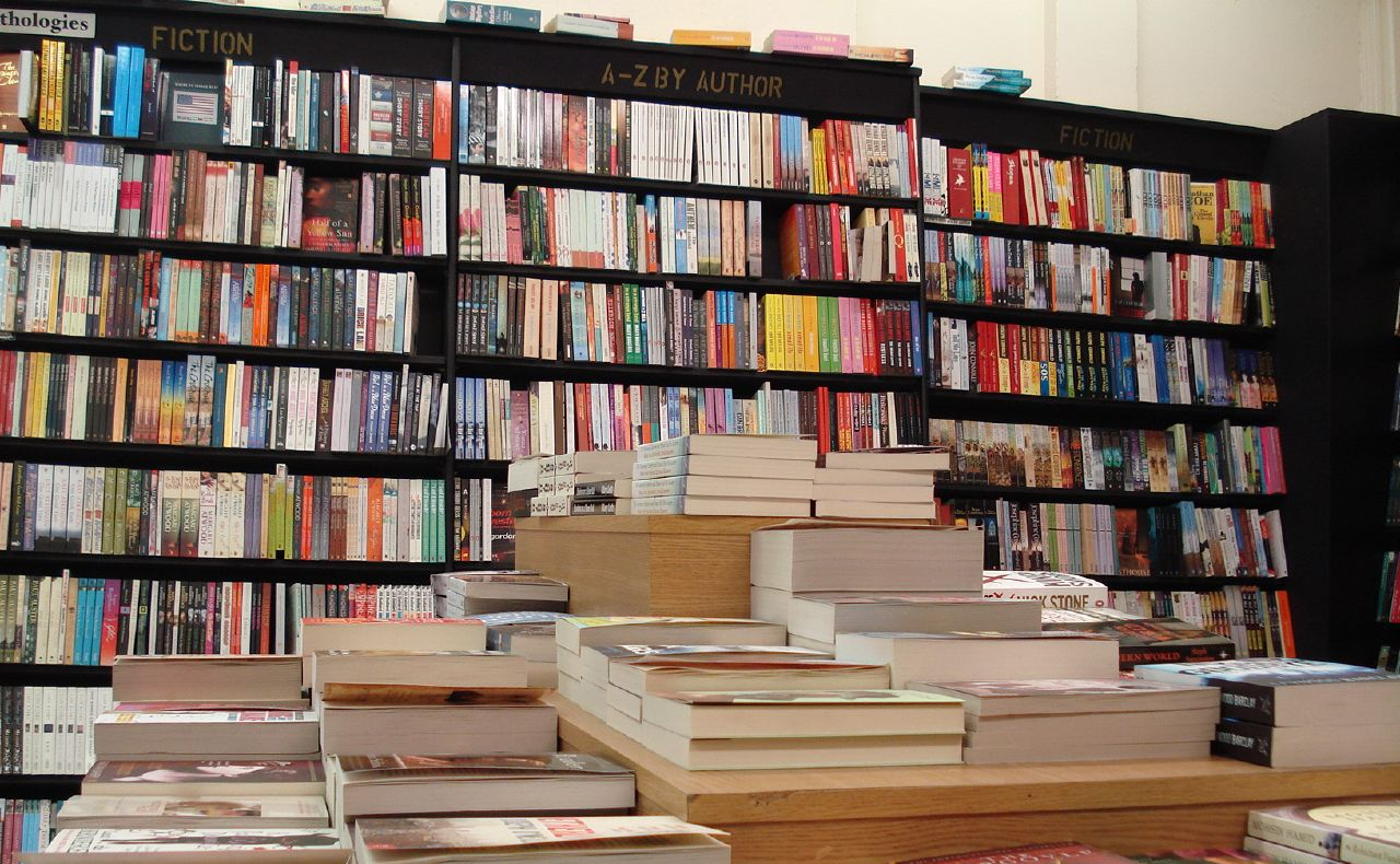 Knjige. Foto: flickr.com/bagelmouse