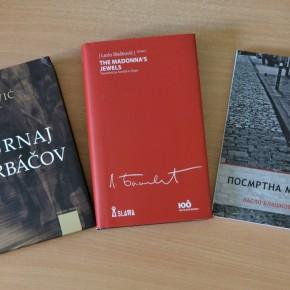 Knjige Lasla Blaškovića u novim prevodima