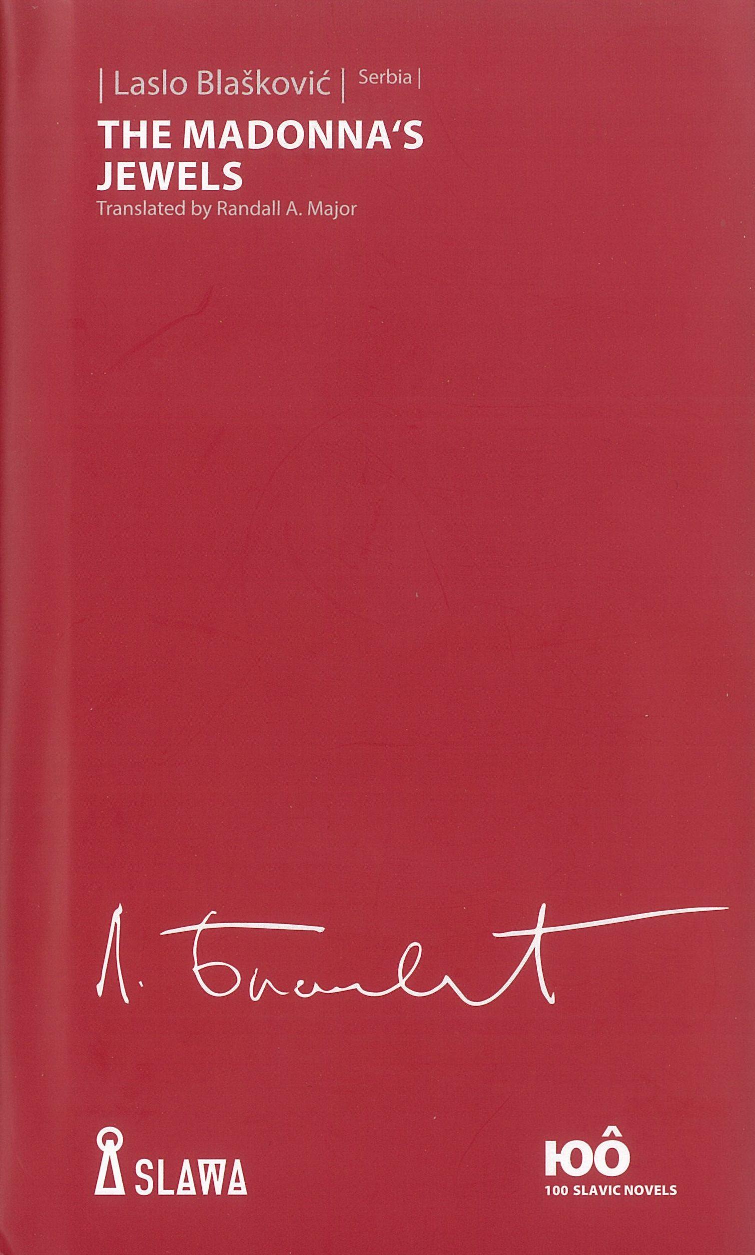 U Lajpcigu predstavljeno englesko izdanje MADONINOG NAKITA