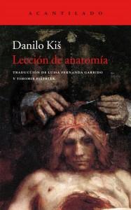 Danilo Kiš Čas anatomije špansko izdanje