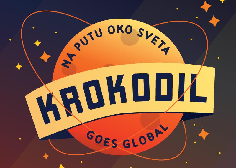 KROKODIL Goes Global – 8. izdanje književnog festivala Krokodil