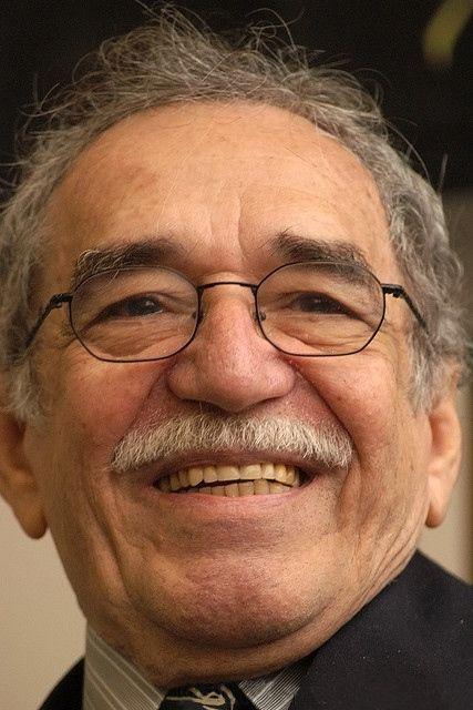 Gabriel Garcia Marquez. Foto: Jose Lara, 2002.