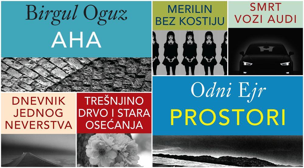 Projekat Trans-Evropa: književno putovanje Kontinentom [+ poklon knjige]