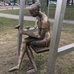 Beogradski čitač: Književni maraton u Čuburskom parku