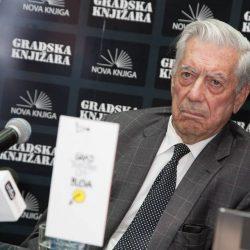 Književni plamen Maria Vargasa Ljose 2017.