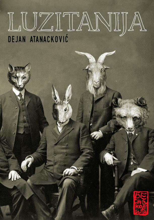 Dejan Atanacković – dobitnik NIN-ove nagrade za roman LUZITANIJA