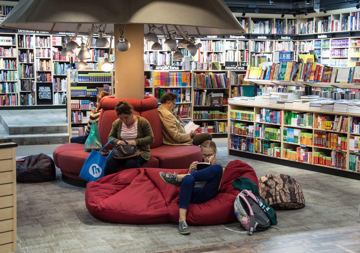 Nil Gejmen o čitanju