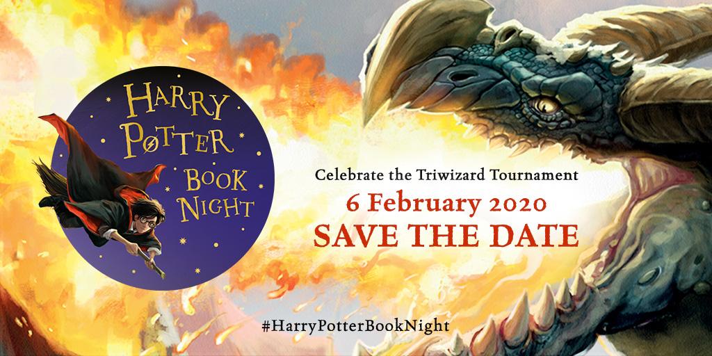 Noć Hari Poter knjiga