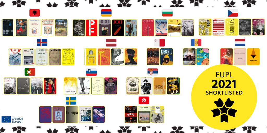 Evropska nagrada za književnost