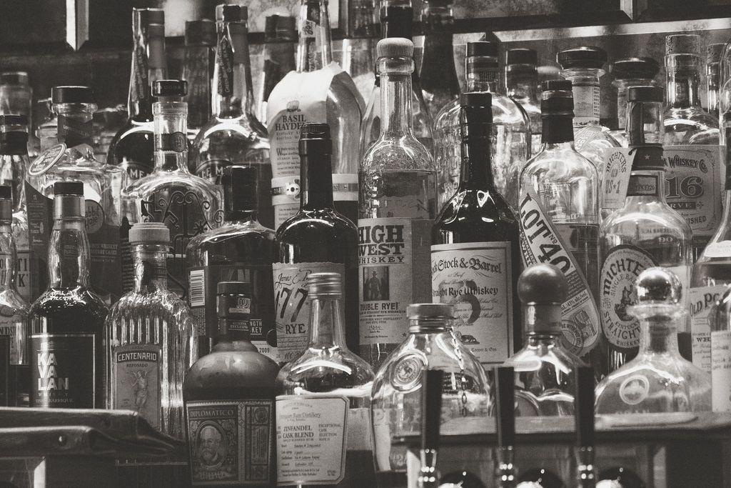 književnost i alkohol
