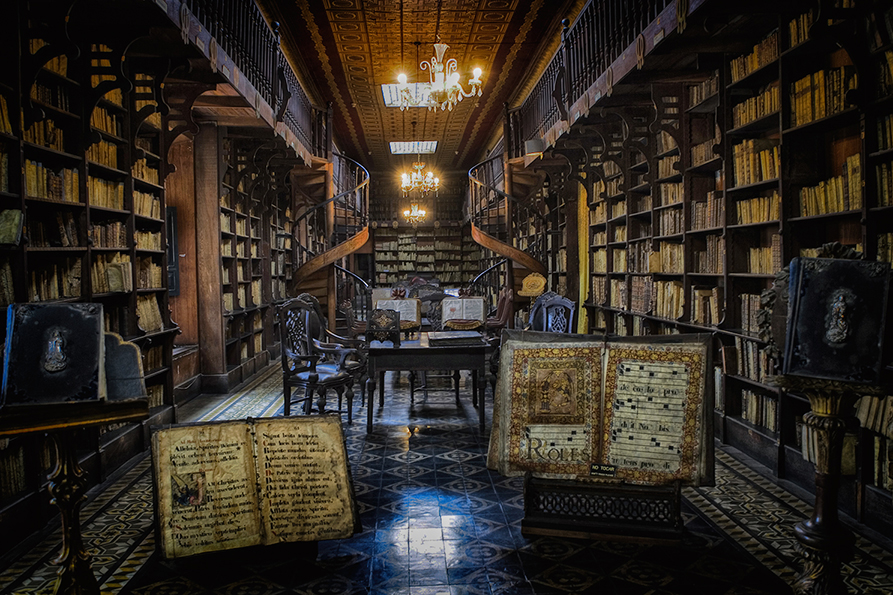 Groblje zaboravljenih knjiga