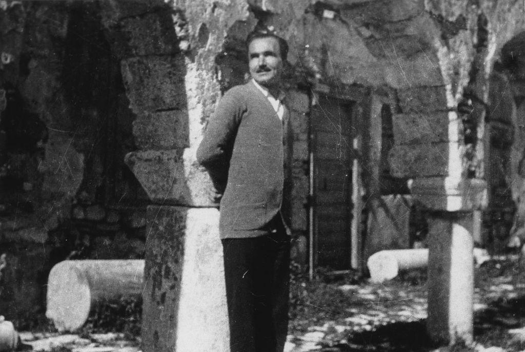 Nikos Kazancakis